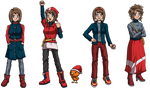 PKMN May Winter Fashion