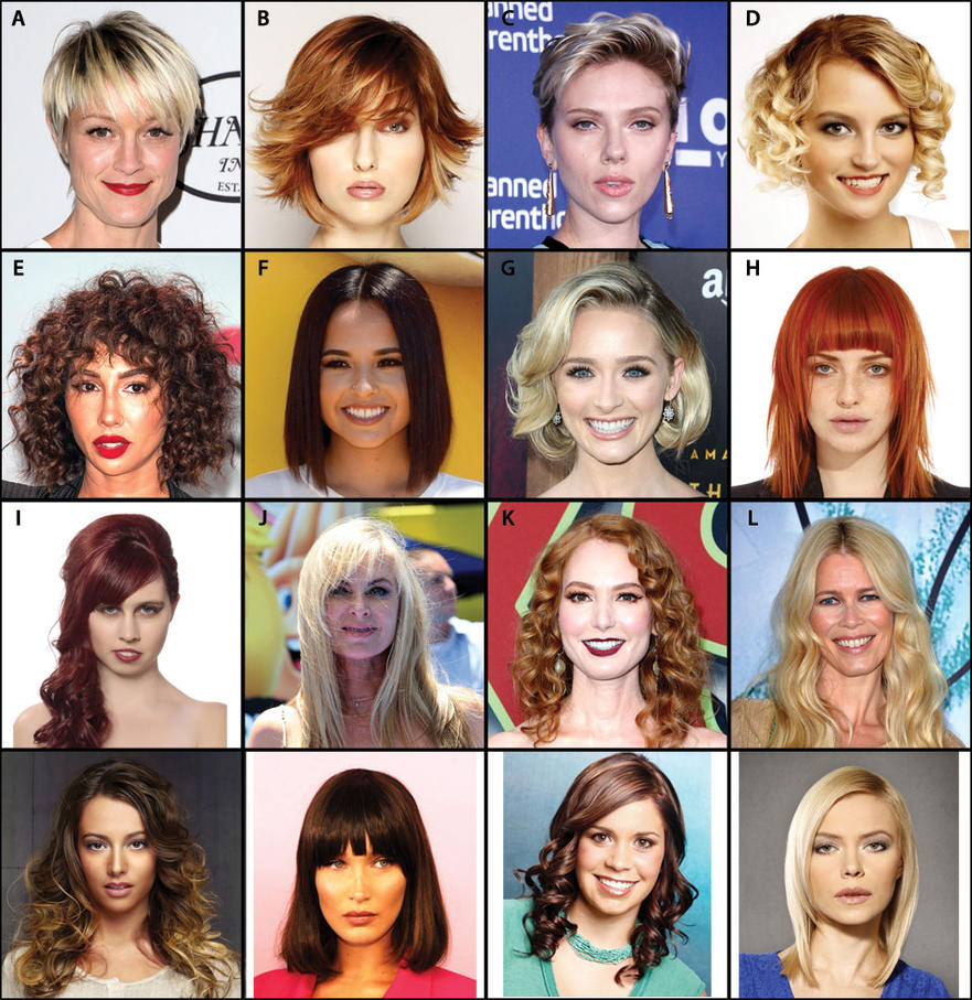 Hairstyle References for Sasha Style Selector by DeathbyChiasmus on ...