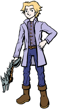Dungeons and Dragons Sorcerer: Lark Walters
