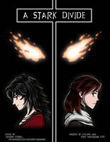 A Stark Divide - Cover Illustration [CMSN] by DeathbyChiasmus