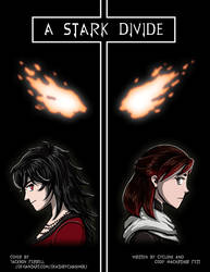 A Stark Divide - Cover Illustration [CMSN]