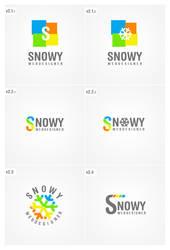 Snowy logos v2 by SnowyART