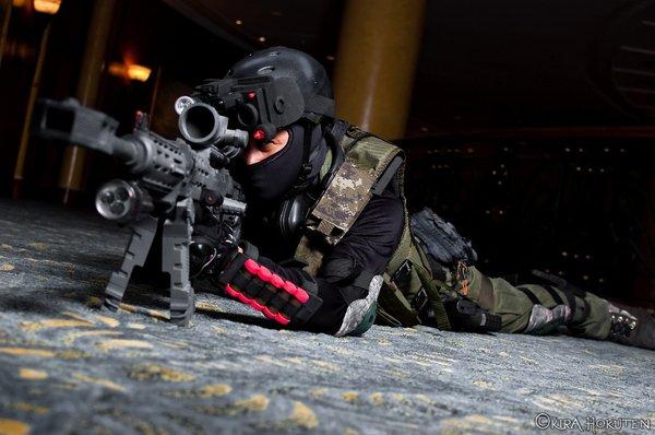 Counterstrike sniper by pagawanaman