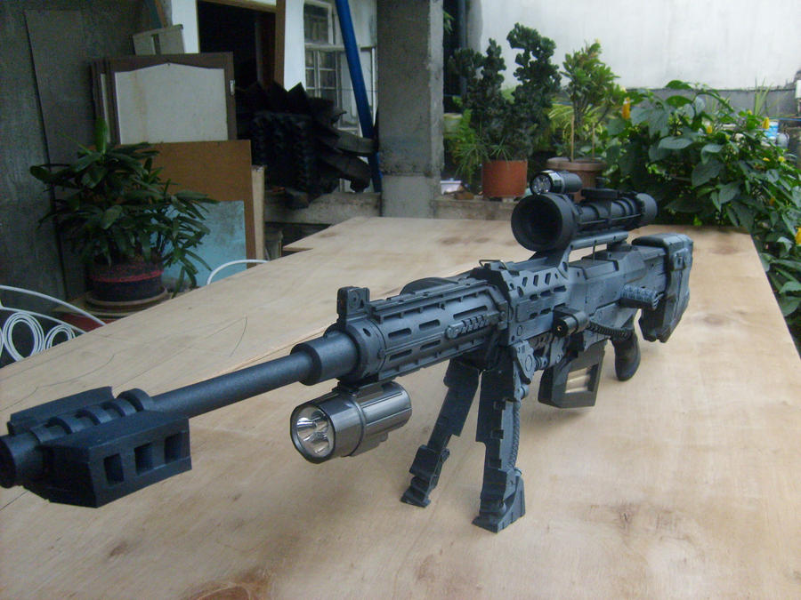 Nerf guns modified