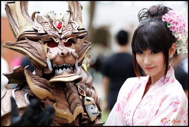 With Ms Alodia by pagawanaman