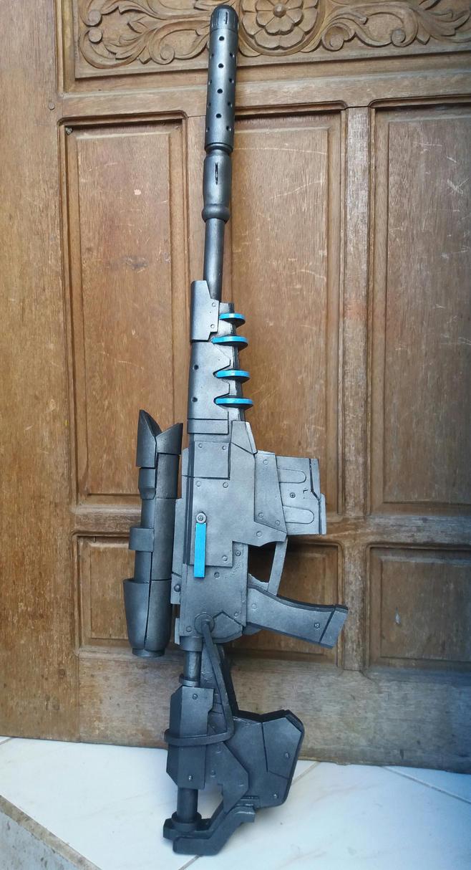 Nova rifle by pagawanaman