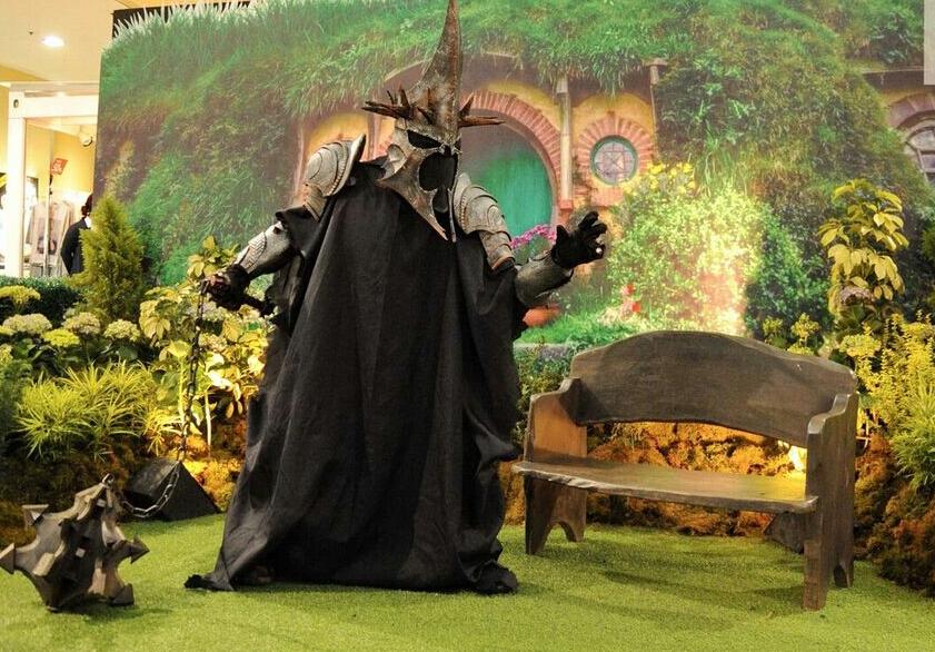 LotR Witch King by pagawanaman