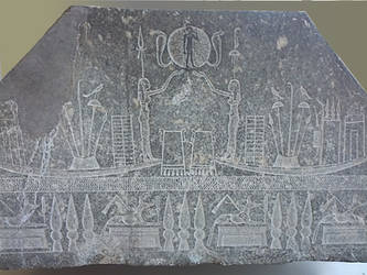 Depiction of the World, Sarcophagus of Wereshnefer