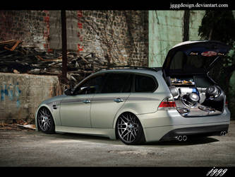 bmw serie 3 touring by jgggdesign