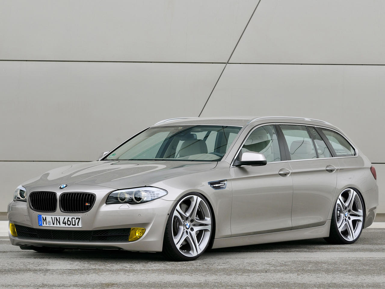 bmw 520d touring by jgggdesign on deviantart. Black Bedroom Furniture Sets. Home Design Ideas