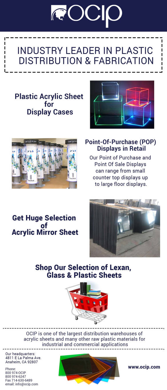 Point Of Sale Display Manufacturers by industrialplastic on
