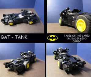 Bat Tank 1 by MSDorame