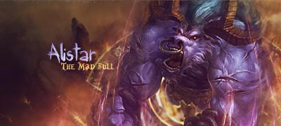 Alistar The Mad Bull by MaFFio