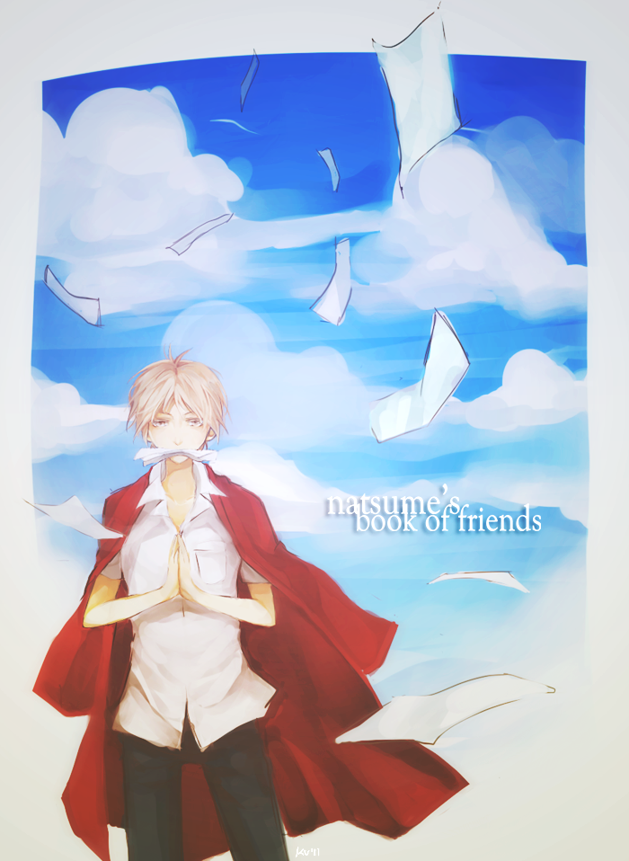 Natsume's Book of Friends by KimKimsGalore