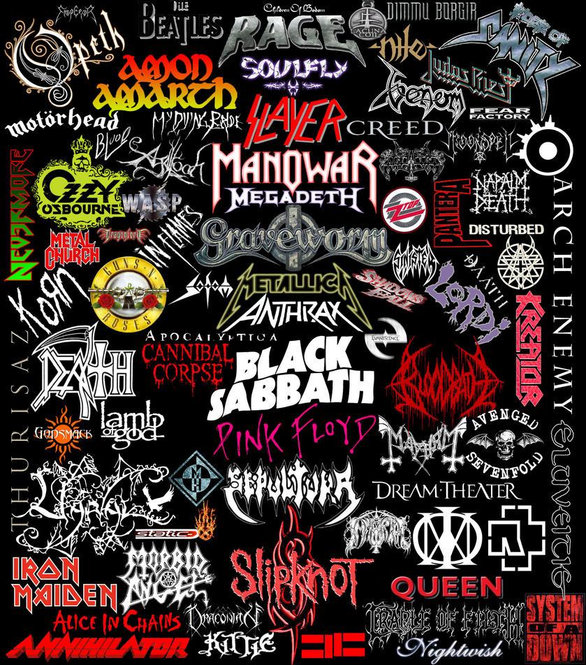 Metal bands by toxinman on deviantart metal bands by toxinman gamestrikefo Gallery