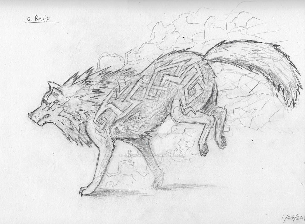 Raiju By Dukeblaster On Deviantart Deviantart is the world's largest online social community for artists and art enthusiasts, allowing people to connect through the. raiju by dukeblaster on deviantart