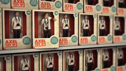 Axel TOY number5  photographer by Neohack55