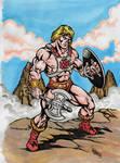 He-man, the barbarian