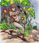 Barbarian Teela