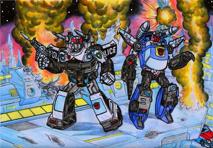 Autobot assemble 2 by danbrenus
