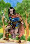 Morrigan goddess of battleslai