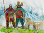 Celtic warlords