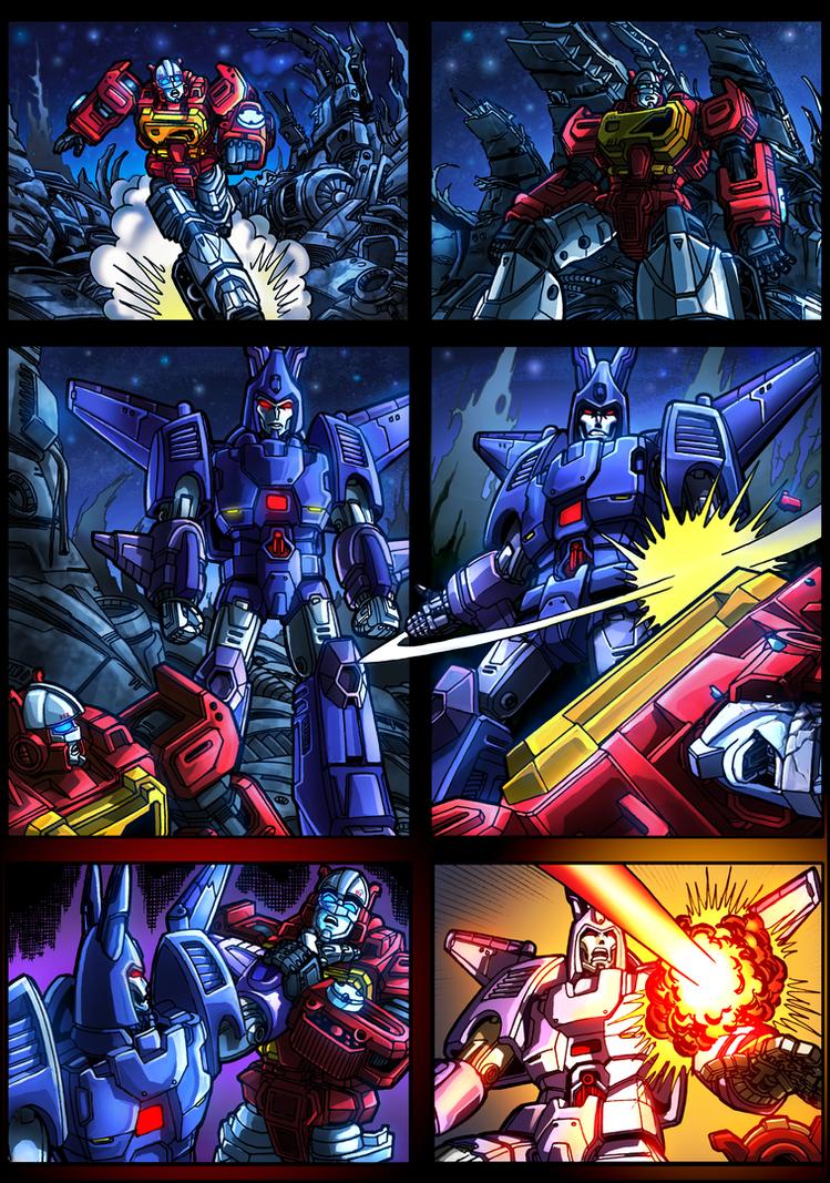 KFC Transistor comic page 3 by danbrenus