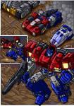 War Within Optimus Prime