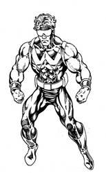 Avengers redesigns: Wonder-man by danbrenus