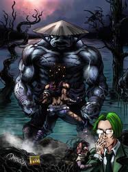 Gehenna Imperium cover colors