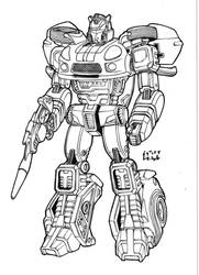 RtS Autobot Jazz