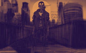 Ayn Gaines - City Scape Elon by alisonmf