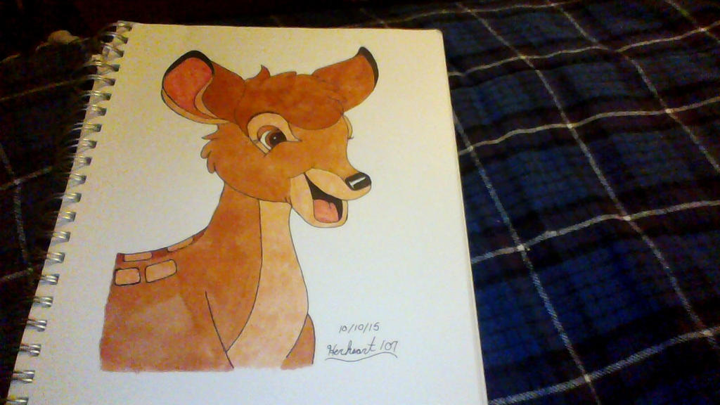 Bambi by HerHeart107