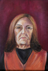 Grandma Maria | Oil Painting