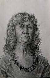 Portrait - Random Grandma