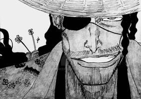 Captain Shunsui Kyoraku
