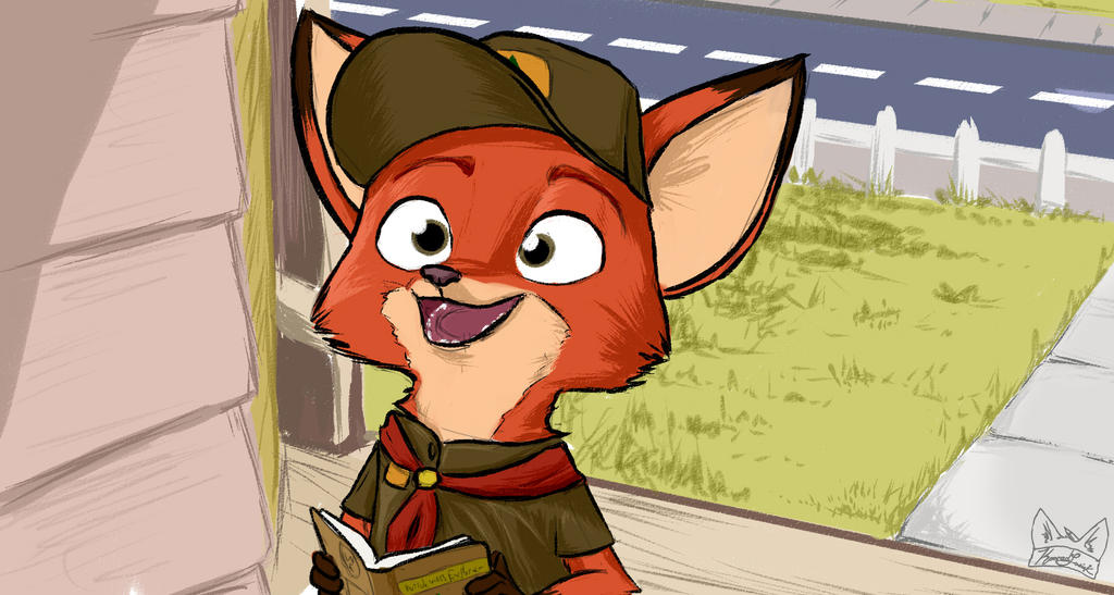 Art Of The Day 15 Zootopia News Network