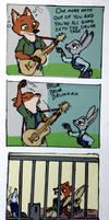 Trailer Park Animals comic