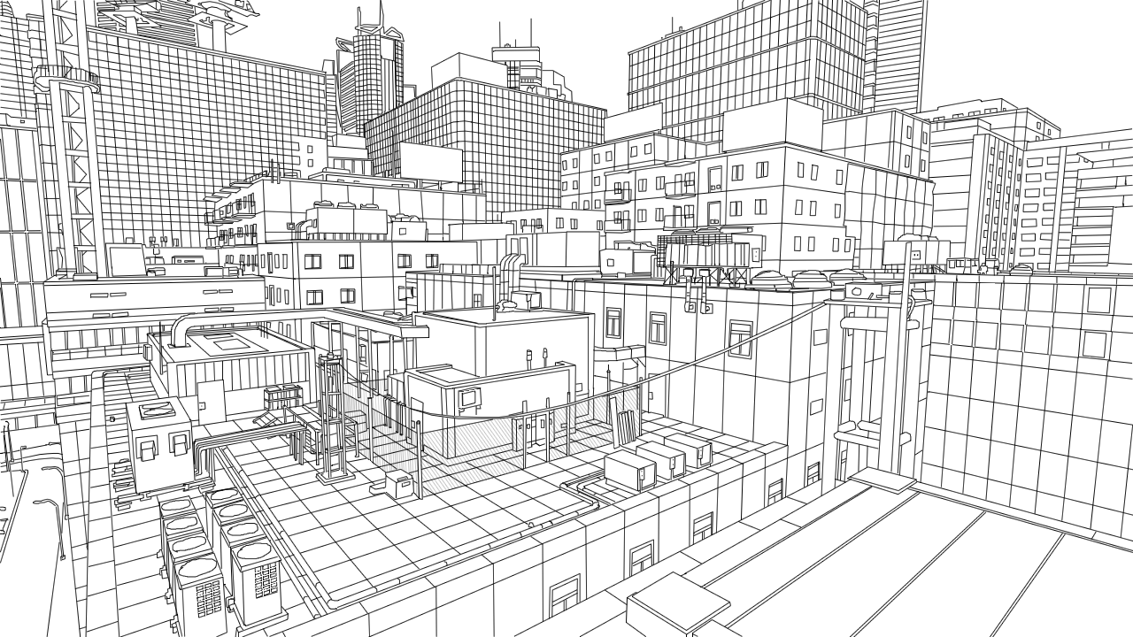 how to draw 3d perspective art