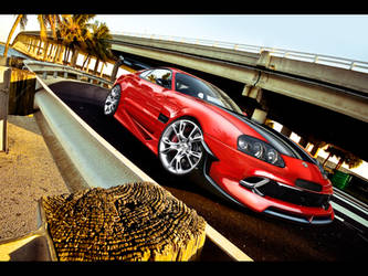 Toyota_Supra by blackdoggdesign