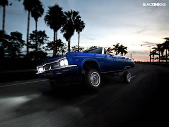 Chevy Impala by blackdoggdesign