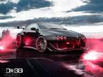 Alfa Romeo Brera by blackdoggdesign