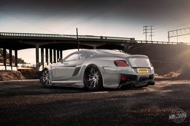Bentley Continental 2014 by blackdoggdesign