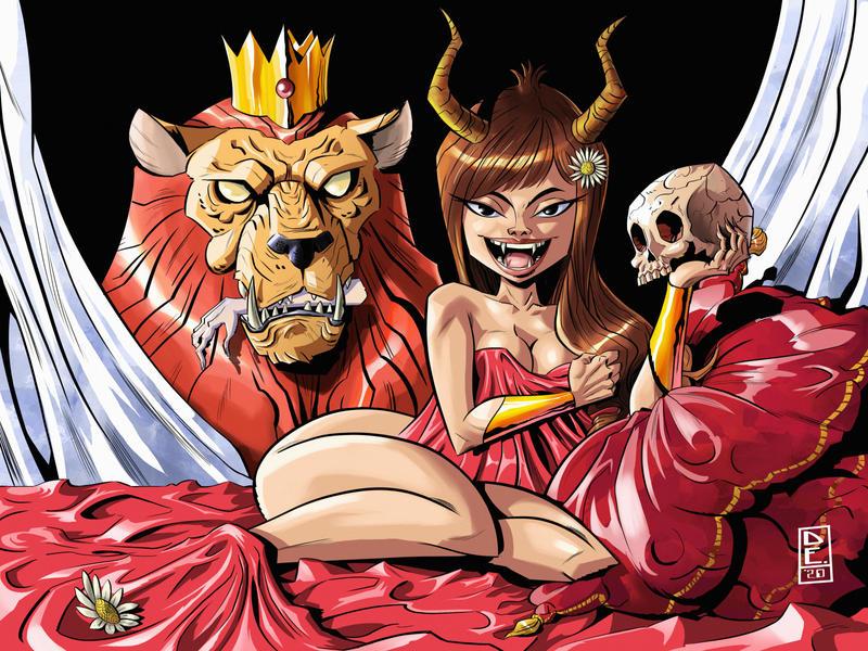 Queen of Lions