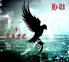 Hollywood Undead 4 Life by PrinnyWarrior