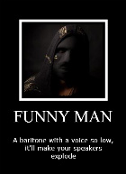 Funny man demotivational pic by PrinnyWarrior