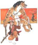 Ajaba lion-hunter