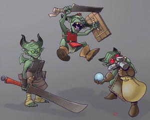 Dracogoblins!