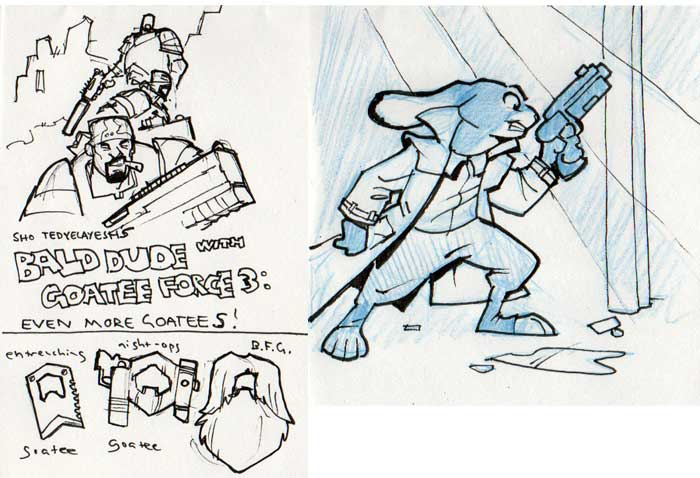 0120 doodles by Pachycrocuta