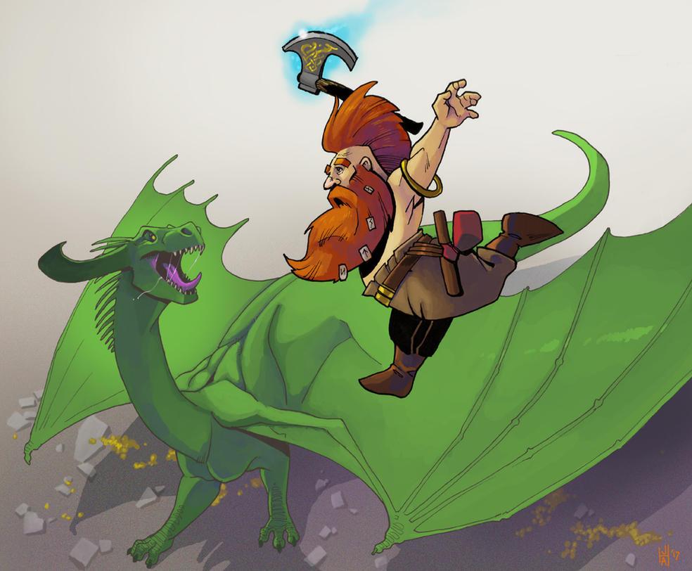 0902.dragonslayer by Pachycrocuta